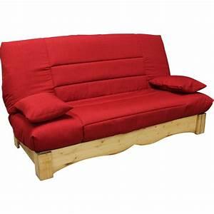 canape clic clac style montagne maison et mobilier d With canapé lit style montagne