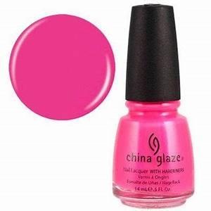 china glaze neon pink nail polish china glaze neon pink