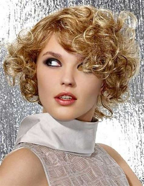 15 short haircuts for curly frizzy hair short hairstyles