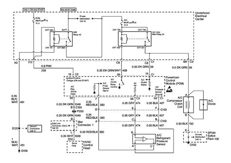 Gm A C Compressor Wiring Diagram by I A 1996 Corvette Ac Not Working Clutch Not Engaging