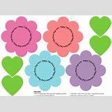 Flower Pot Template | 1014 x 728 png 154kB
