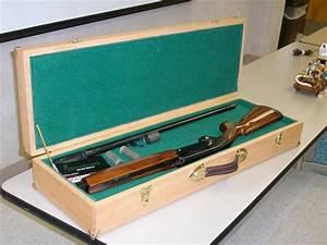 How to Build Wooden Gun Carry Case Plans PDF Plans
