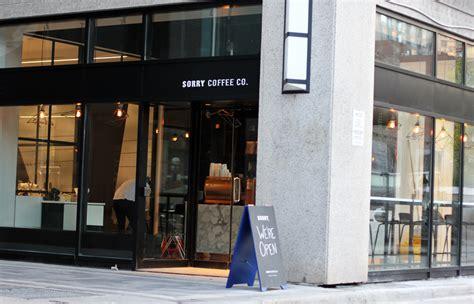 Kit & Ace Opens Sorry Coffee Co. In Toronto Keurig Coffee Maker Model B70 B60 Flashing Lights Starbucks Sejarah The Dorosin Issue Break Italian Podcast Bireuen At Library Bangkok