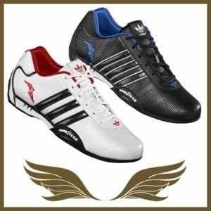 ADIDAS GOODYEAR RACE Schuhe NEUESTE KOLLEKTION, Schwarz