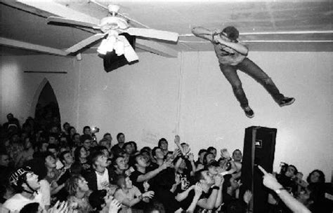 Stage Dive - joyce manor ignite controversy with anti