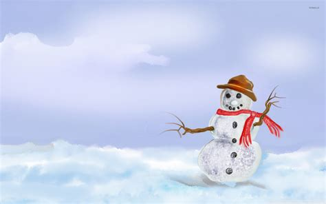 Animated Snowman Wallpaper - snowman desktop backgrounds 61 pictures