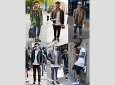 How To Wear Men's AntiFitOversized Clothing Trend