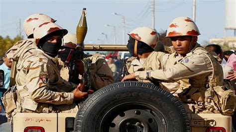 egypt army intensifies sinai home demolitions hrw news al jazeera