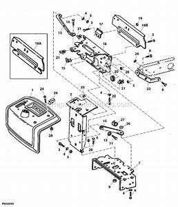 25 John Deere 185 Parts Diagram