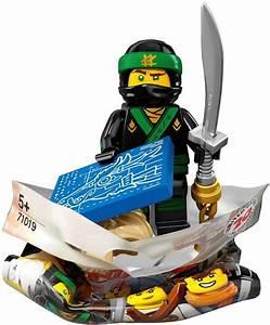 lego ninjago the collectable mini figures 71019