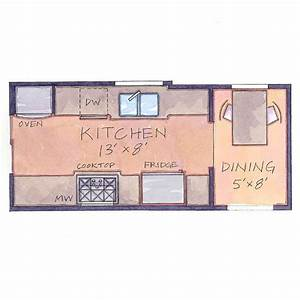 Small, Kitchens, That, Live, Large