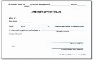 attested certified true copy notary certificates notary With notary true copy of original document