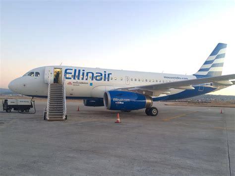 Ellinair  Airbus 319