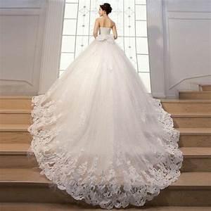 2014 new white ivory wedding dresses bridal gown size 2 4 for White or ivory wedding dress
