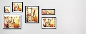 Wand Poster New York : kreative collage der new york highlights f r jeden wohnraum ~ Markanthonyermac.com Haus und Dekorationen