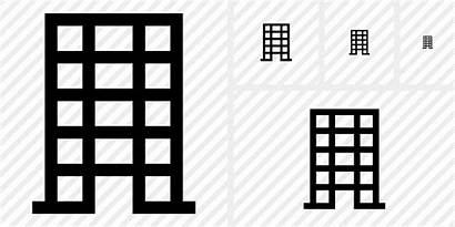 Building Office Icon Symbol Icons Awicons Duo