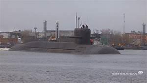 Russia Started Sea Trials Of Podmoskovye Former Delta Iv