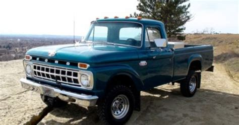 1965 Ford 4x4 For Sale Http