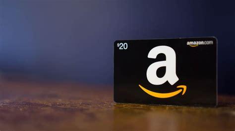 ways    amazon gift cards