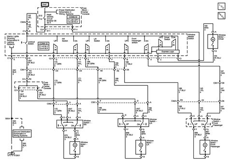2003 Buick Rendezvou Wiring Diagram by 2003 Buick Rendezvous No Power For Windows Into The Dr