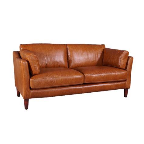 sofa für zwei personen cocktailsofa manitoba 2 sitzer vintage leder