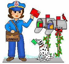 Mail Carrier Clip Art – Cliparts