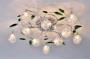 Lustre Pour Chambre : lustre de salon pas cher design en image ~ Teatrodelosmanantiales.com Idées de Décoration
