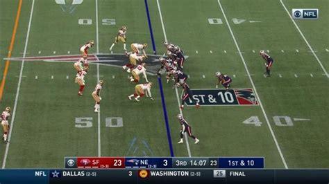 New England Patriots quarterback Cam Newton dots wide ...