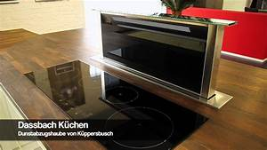 Ceranfeld 90 Cm : dassbach k chen innovationen versenkbarer dunstabzug youtube ~ Frokenaadalensverden.com Haus und Dekorationen