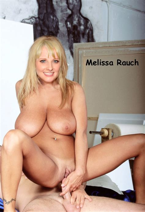 Melissa Rauch Fakes Pornhugocom