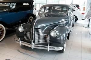 1940 Buick Super 4-door Sedan Restored Mid-1980s