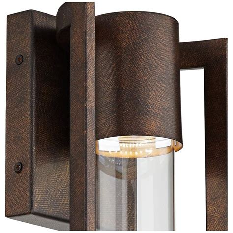 maxfield bronze 15 quot high led outdoor wall light 5x281