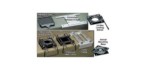 Jon Boat Seats And Mounts by Boat Seat Cls Bases And Mounts Cabela S