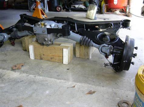 Datsun 510 Suspension by Club S12 Datsun 510 Rear Suspension