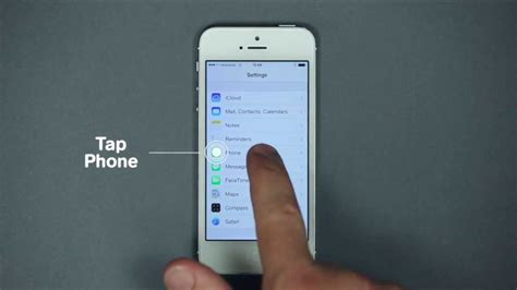 how to forward calls on iphone 5 how to configure and use call forwarding with ios