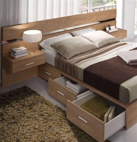 camas matrimoniales de melamina varios disenos cotizacion