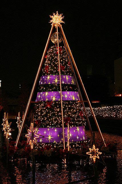 christmas tree in tokyo japan christmas trees by
