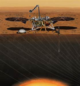 NASA Eyes May 2018 Launch Window For InSight Mission To Mars