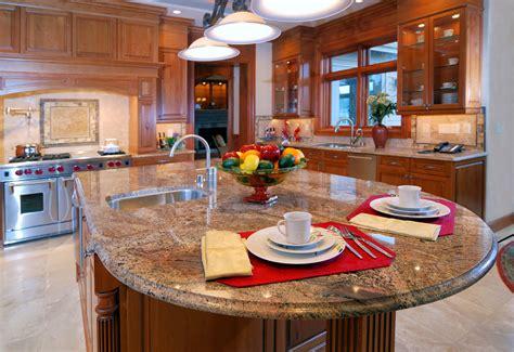 custom luxury kitchen island ideas designs pictures