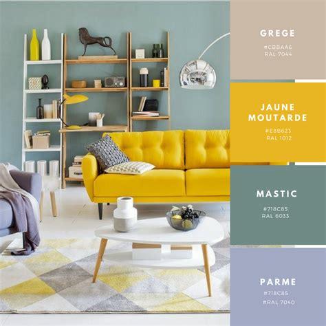 table de cuisine pour studio 3 couleurs jaunes qui vont transformer votre déco
