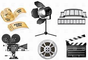 14 Film Camera Vector Images - Free Vector Movie Film Clip ...