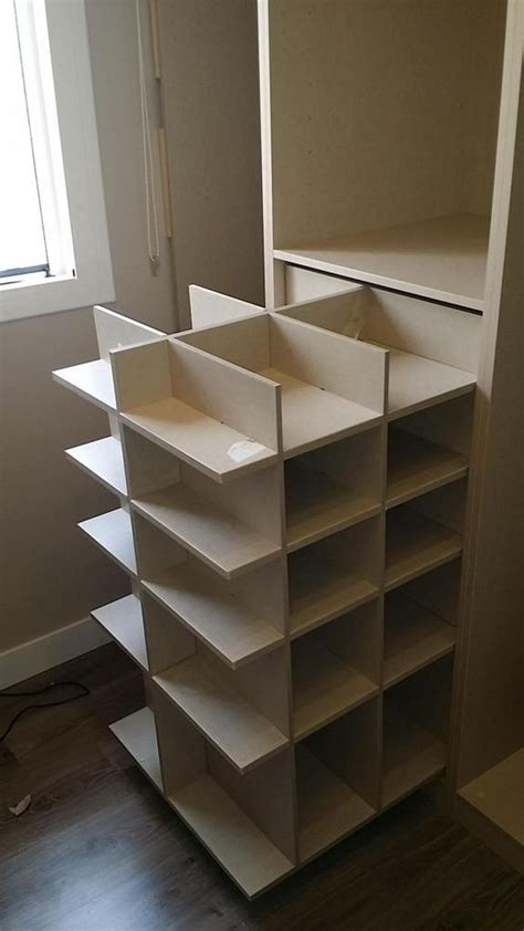 best 25 shoe racks for closets ideas on shoe