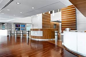 our corporate campus features hospital corporation of With interior design office nashville