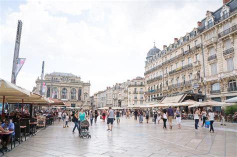 Photo Tour Of Montpellier France Diana Elizabeth