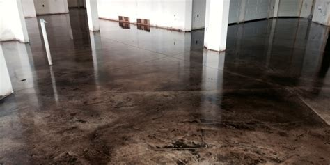 Acid Staining Concrete Dark Color ? Home Ideas Collection