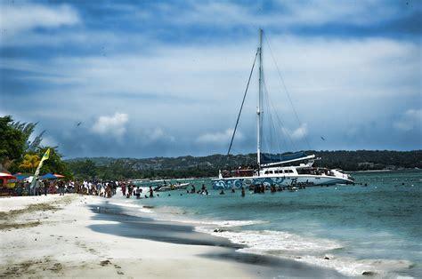 Big Jamaica Boat by Big Beautiful Boat Photograph By Sheri Bartoszek
