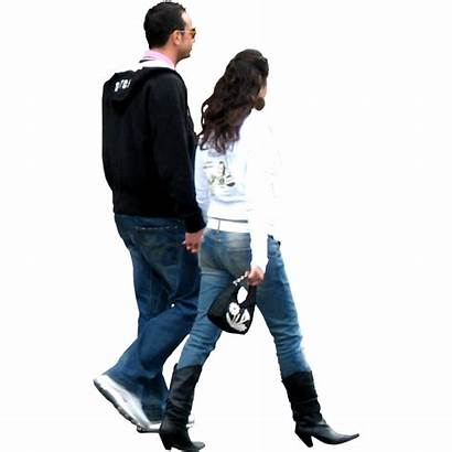 Walking Away Transparent Couple Clipart Photoshop Entourage
