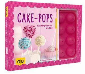 Cake Pop Form : gu backbuch 39 39 cake pops buch mit backformen 39 39 meincupcake shop ~ Watch28wear.com Haus und Dekorationen
