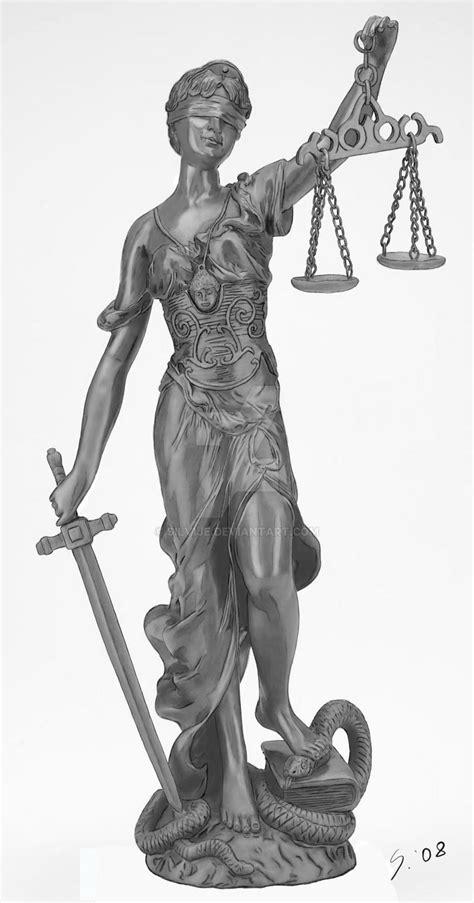 Lady Justice by silvije on DeviantArt