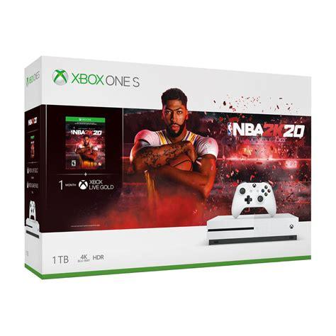 xbox   nba  tb bundle xbox  gamestop